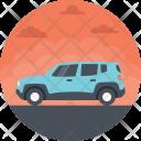 Car Family Transportation Icon