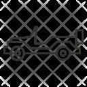 Jeep Vehicle Travel Icon