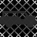 Safari Jeep Car Icon