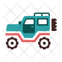 Jeep Jungle Safari Icon