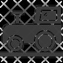 Jeep Travel Vehicle Icon