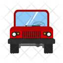 Jeep Car Travel Icon