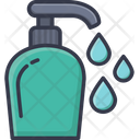 Jell Washhands Icon