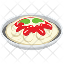 Jelly Custard Dessert Sweet Icon