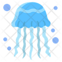 Jelly Fish Fish Sea Animal Icon
