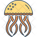 Jellyfish Jelly Fish Jelly Icon