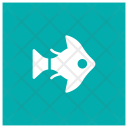 Jellyfish Fish Whale Icon