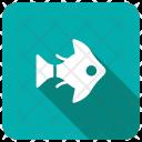 Jellyfish Fish Whale Icon