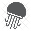 Jellyfish Animal Medusa Icon