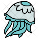 Jellyfish Animal Icon
