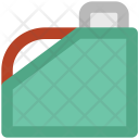 Jerry Can Bottle Icon