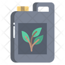 Jerry Can Eco Can Fuel Container Icon