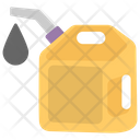 Jerry Can Petrol Can Oil Can Icon