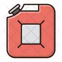 Jerrycan Oil Cane Icon