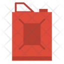 Jerrycan Fuel Container Fuel Can Icon