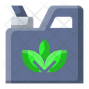 Ecology Jerrycan Nature Icon