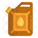 Mjerrycan Jerrycan Oil Can Icon