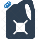 Jerrycan Fuel Canister Icon