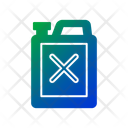 Jerrycan Oil Fuel Icon