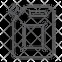 Jerrycan Fuel Gallon Icon