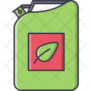 Jerrycan Biofuels Ecology Icon