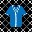 Baseball Jersey Cloth Icon