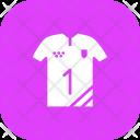 Jersey Sports Wear Icon