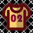 Jersey Sport Tshirt Icon