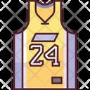 Jersey Basketball Jersey Basketball Icon