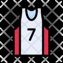 Jersey Cloth Sport Icon