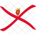 Flag Country Jersey Icon
