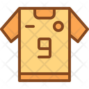 Jersey Shirt Football Icon