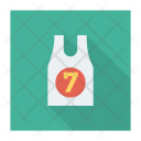 Jersey Tshirt Clothes Icon