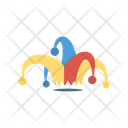 Jester Hat Circus Icon