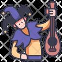 Medieval Jester Costume Icon