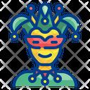 Jester Joke Clown Icon