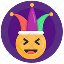 Joker Clown Fool Icon