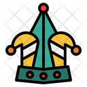 Jester Hat Carnival Festival Icon