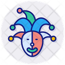 Jester Mask Icon