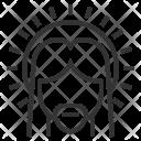 Jesus Christian God Icon