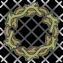Crucify Crown Crucifixion Icon
