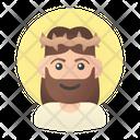 Jesus Christ Avatar Icon
