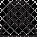 Christian Jesus Religion Icon