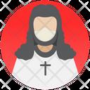 Esus Christian Religious Icon