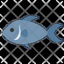 Jesus Fish Christ Icon