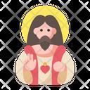 Jesus God Christianity Icon
