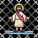 Jesus Miracle Religion Icon