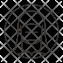 Jesus Christian Religion Icon