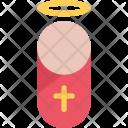 Jesus New Year Icon