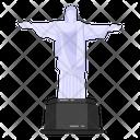 Jesus Statue Icon